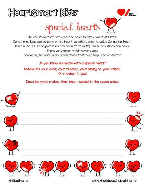 Special Hearts